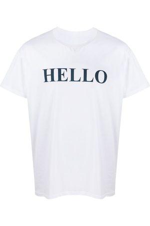 MACKINTOSH Hello and Goodbye T-shirt