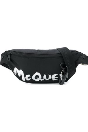 Alexander McQueen Painted belt bag