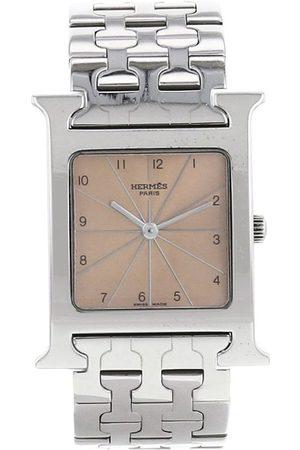 Hermès 2000 pre-owned Heure H 21mm