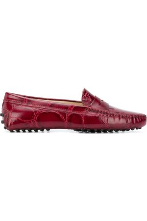 Tod's Embossed Gommino loafers