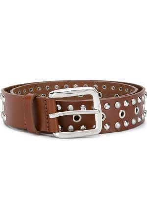Isabel Marant Studded leather belt