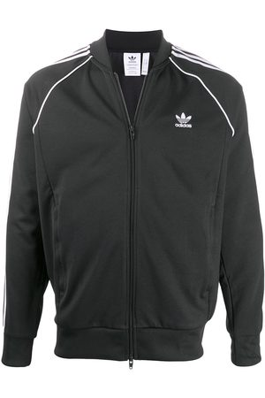 adidas Stripe trim track jacket