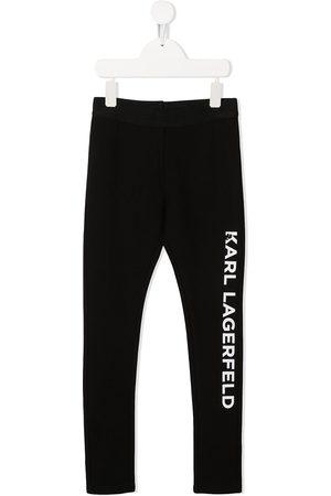 Karl Lagerfeld Logo print leggings