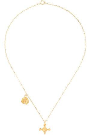 Alighieri Double pendant necklace