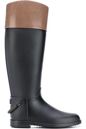 Brunello Cucinelli Stirrup-strap riding boots