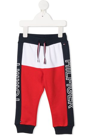 Tommy Hilfiger Logo-print track trousers