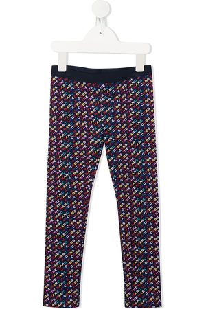 Marc Jacobs All-over logo trousers