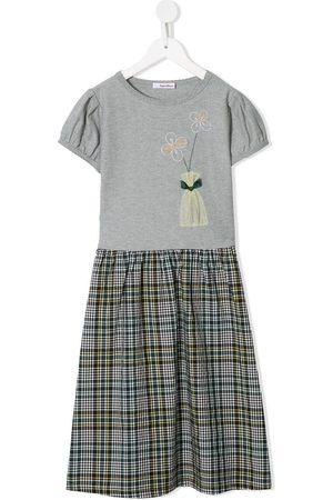 Familiar Stitched floral dress
