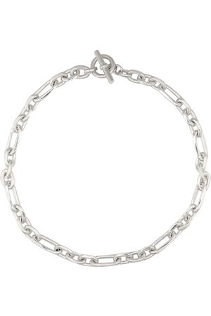 Tilly Sveaas Sterling -plated watch chain necklace