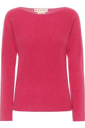 Marni Carded virgin wool sweater