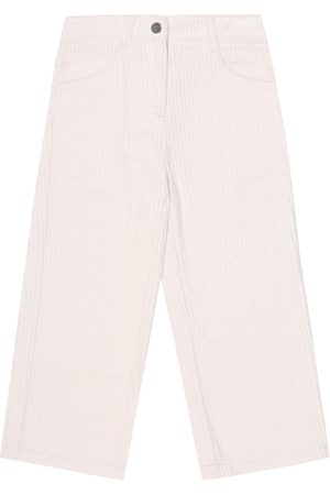 Stella McCartney Straight corduroy pants