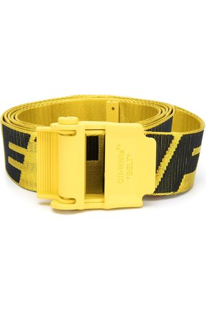 OFF-WHITE Logo-detail Industrial belt