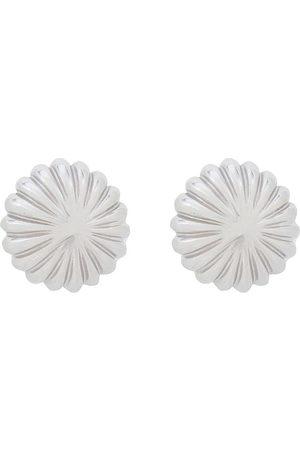 Lanvin Round-shaped t-bar cufflinks