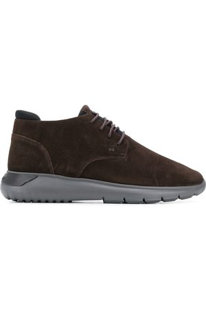 Hogan Lace-up sneaker boots