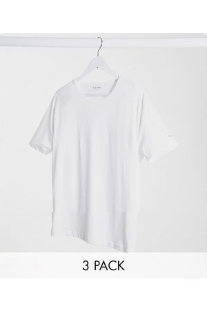 Paul Smith 3 pack loungewear t-shirts in