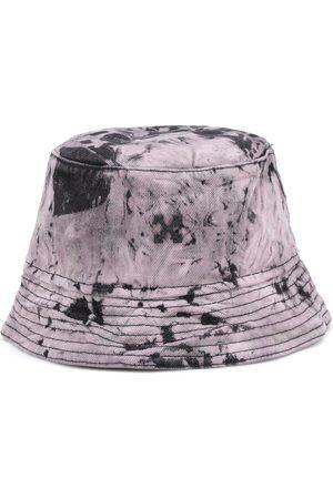 OFF-WHITE Logo denim bucket hat