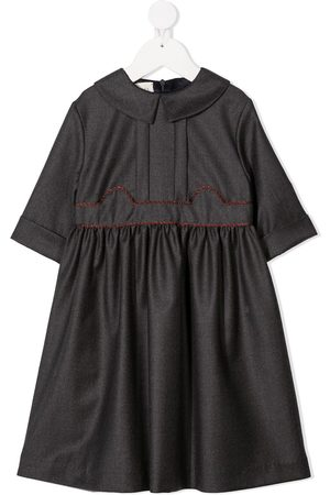 Gucci Long sleeve wool dress