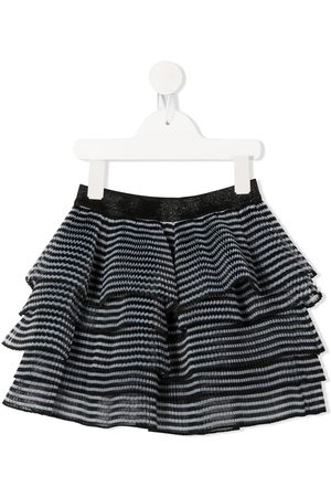 Marc Jacobs Micro-pleated frilled skirt