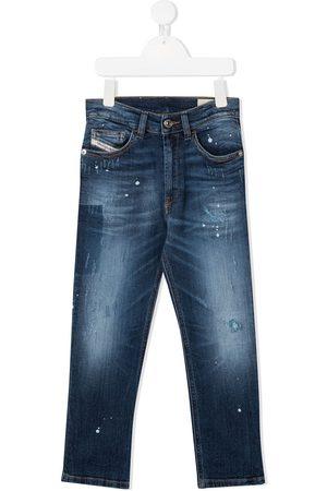 Diesel Eetar tapered jeans