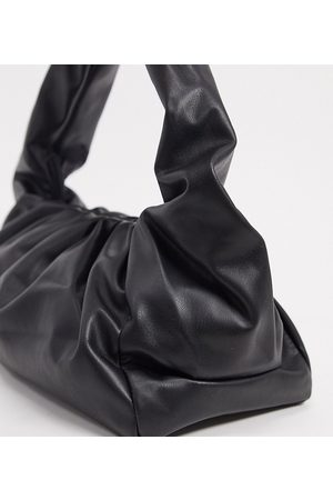 Glamorous Slouchy ruched shoulder bag in
