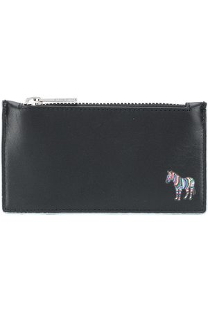 Paul Smith Zebra-embellished cardholder