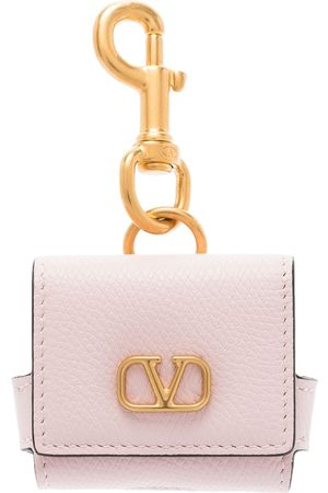 Valentino Garavani VLOGO Signature earphone case