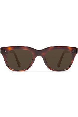Cubitts Men Sunglasses - Rufford Square-Frame Acetate Sunglasses