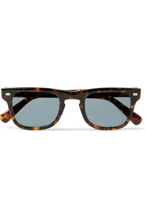 MOSCOT Kavell Square-Frame Acetate Sunglasses