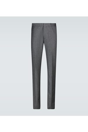 Loro Piana Leisure City wool pants