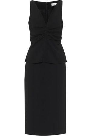 Givenchy Women Midi Dresses - Wool midi dress