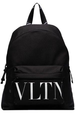 VALENTINO GARAVANI Large logo print backpack