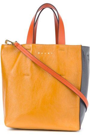 Marni Women Handbags - Two-tone tote bag
