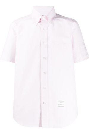 Thom Browne Oxford weave button-down shirt
