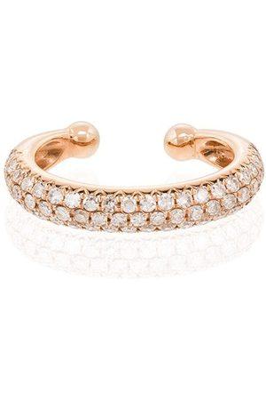 Shay 18kt Jumbo diamond ear cuff