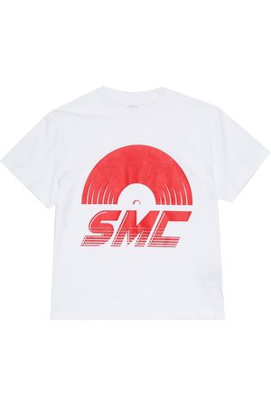 Stella McCartney Logo cotton jersey T-shirt