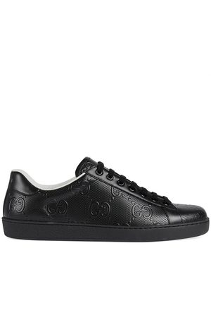 Gucci Men Sneakers - Ace GG Supreme sneakers