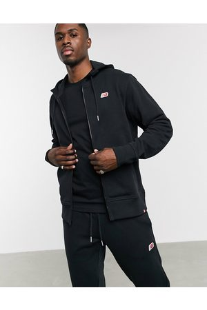 New Balance Small logo zip through in
