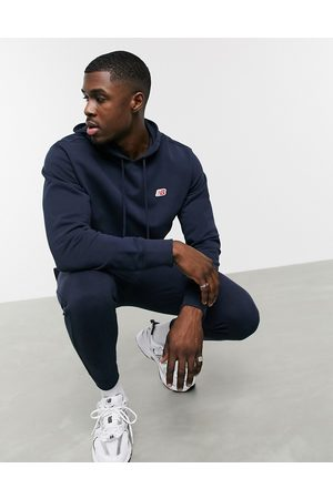 New Balance Small logo hoodie in