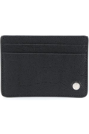 Orciani Men Wallets - Textured-leather cardholder