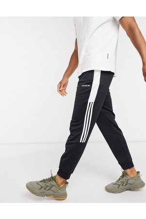 adidas Joggers with cut and sew in