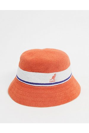 Kangol Bermuda stripe bucket hat in