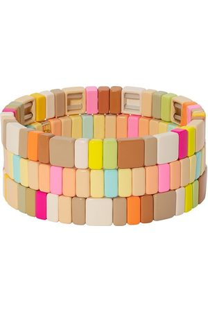 Roxanne Assoulin Neons and set of three bracelets