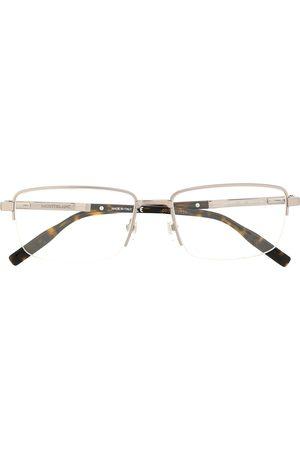 Mont Blanc Rectangular frame glasses
