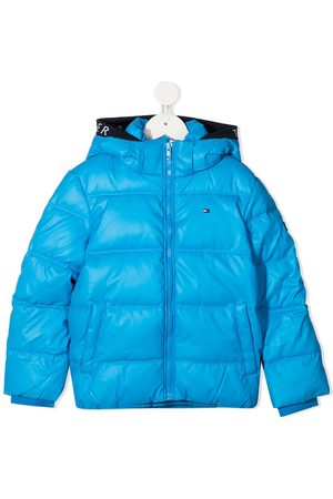Tommy Hilfiger Padded zip-up coat