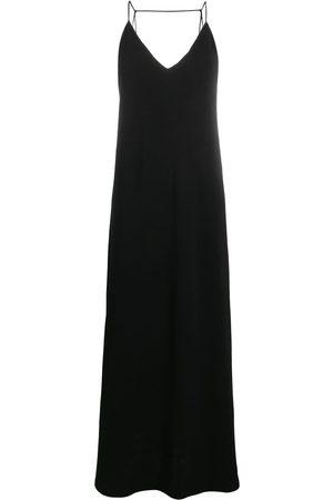 Jil Sander Sleeveless v-neck dress