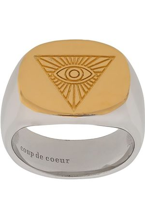 Coup De Coeur All seeing eye ring