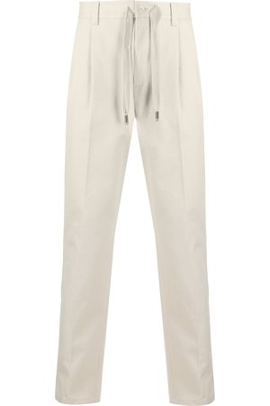 Dolce & Gabbana Drawstring chino trousers