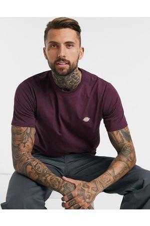 Dickies Stockdale regular t-shirt in maroon