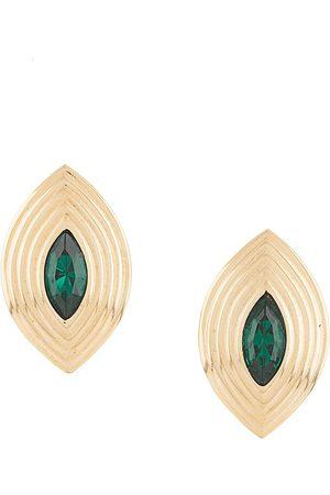 Givenchy Pre-Owned Women Earrings - 1980s clip-on earrings