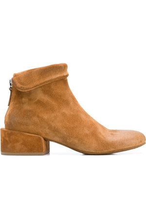 MARSÈLL Oversized heel ankle boots